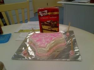 moist panty cake
